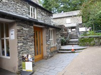 Jerwood Centre, the William Wordsworth Museum in Grasmere, Ambleside