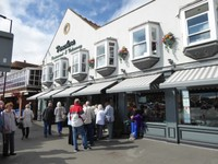 Trencher's Restaurant in Whitby