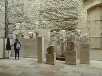 Cluny Museum - Kings of Judah Exhibit