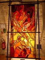 Saint Michael by Hortense Damiron