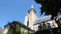 Église Saint-Germain-des-Pres - Paris