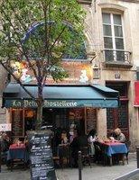 Le Petite Hostellerie on rue de la Harpe