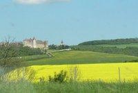 Châteauneuf-en-Auxois near Beaune