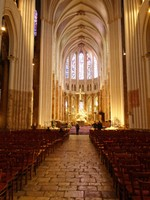 Chartres Cathedral, main altar