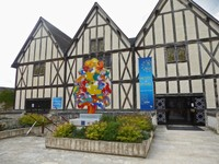 Centre international du vitrail (Stained Glass Museum) - Chartres