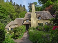 Clematis Cottage Gift Shop & Gallery at Selworthy Green on the Holnicote Estate