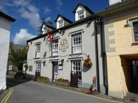 The Red Lion Inn in Hawkshead