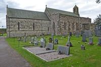 Parish Church of Saint Mary the Virgin on Lindisfarne (Holy Island)