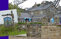 The Tinners Arms in Zennor