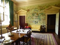 Avebury Manor - Dining Room