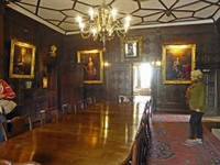 Dining Room in Sizergh Castle