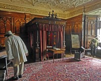 Sizergh Castle - Bedroom