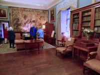 Sizergh Castle - Library