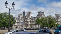 Hôtel de Ville or Paris City Hall