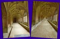 Cloister Walk - Lacock Abbey