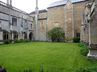 Lacock Abbey - The Cloisters
