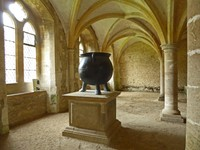 The Warming Room at Lacock Abbey