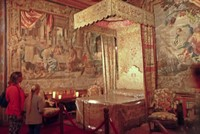 The King's Bedroom at Château de Cheverny