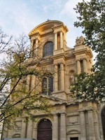 Église Saint-Gervais-et-Saint-Protais - Facade