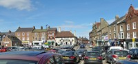 Market Square in Thirsk