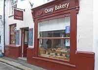 Quay Bakery in Fowey