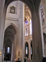 Église Saint-Gervais-et-Saint-Protais  - Clock