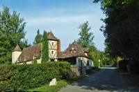 Gigouzac - Driving from the Lot to Limeuil