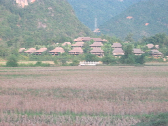 ONE OF THE RESORTS IN MAI CHAU VALLEY