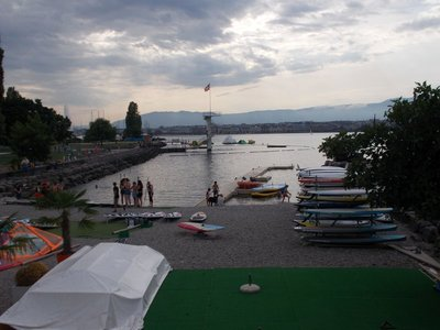 Geneva Plage.