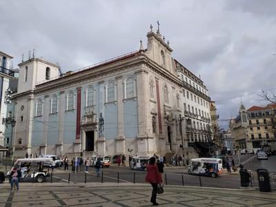 Igreja do Loreto.