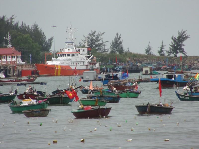 Boats, boats, boats.