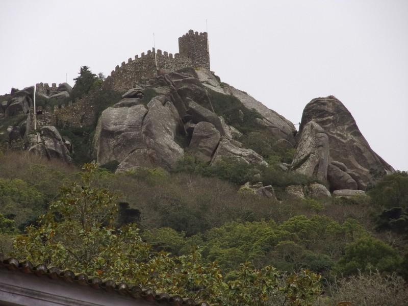 Moorish Castle.