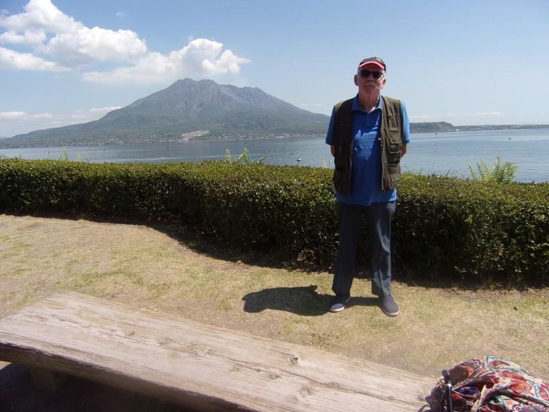 Sakurajima.
