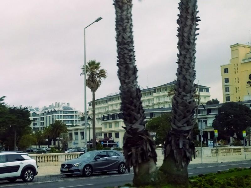 The Palácio Hotel, Estoril.