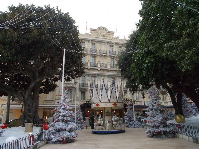 The Hermitage Hotel, Monte Carlo - Monaco