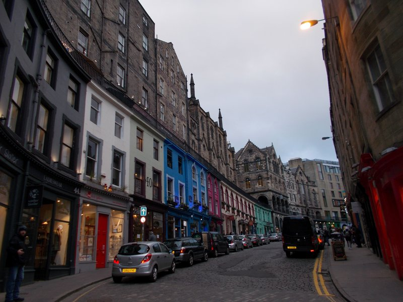 Victoria Street.