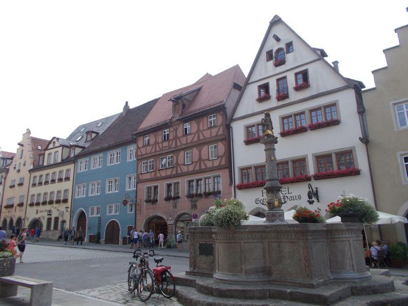 Rothenburg ob der Tauber - Rothenburg ob der Tauber