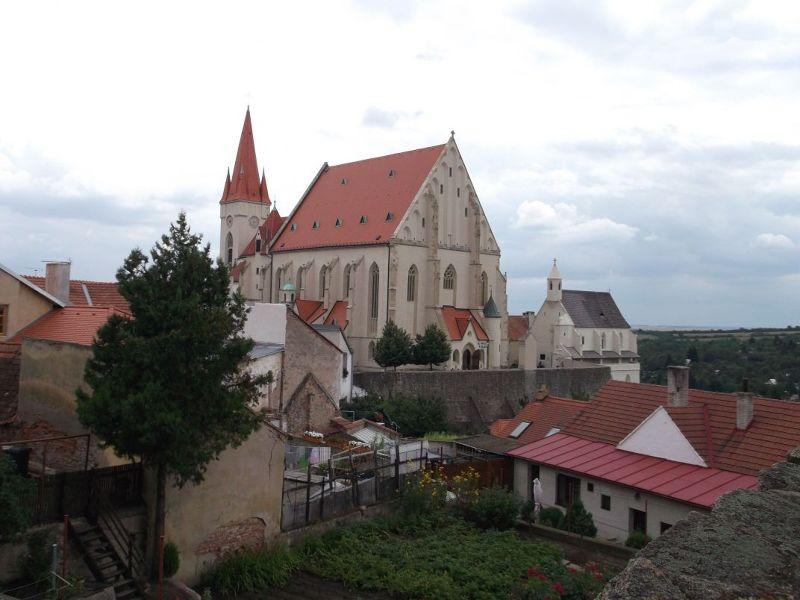 St Nicholas's Church And St Wenceslas's Chapel