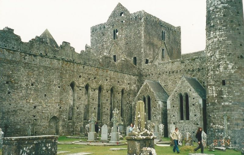 The magnificent Rock of Cashel. - Ireland