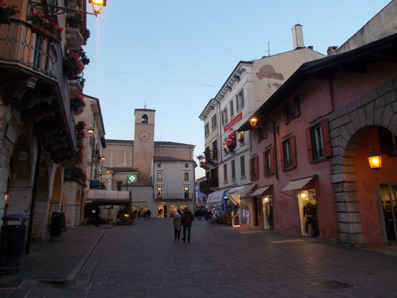 The Streets of Desenzano - Lago di Garda