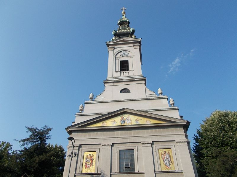 The Cathedral of Saint Michael the Archangel - Belgrade