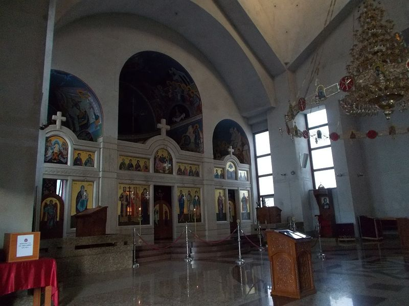 The Church Of The Emperor Constantine And Empress