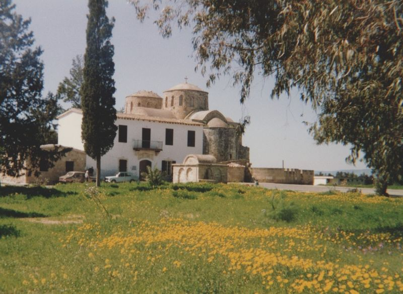 The Monastery, Church and Tomb of  Saint Barnabas - Cyprus