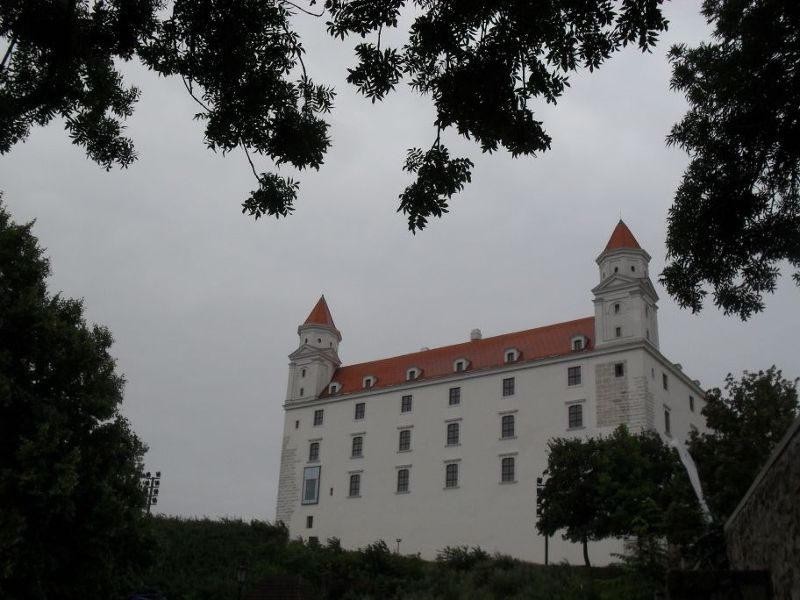 Bratislava Castle - Bratislava