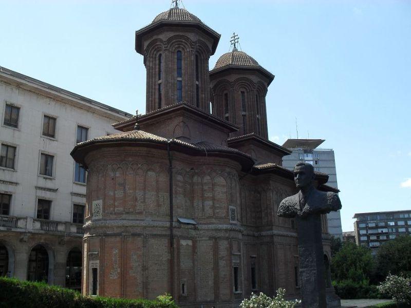 Cretulescu Church - Bucharest