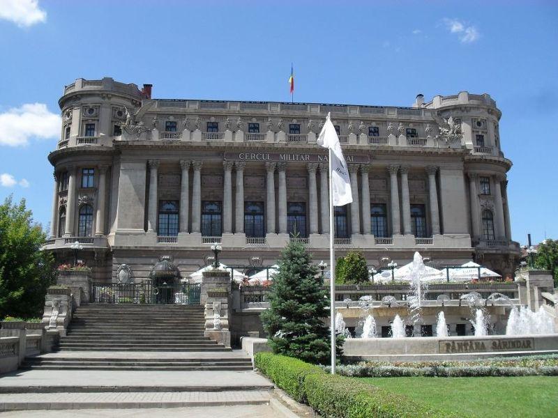 The Circul Militar - Bucharest