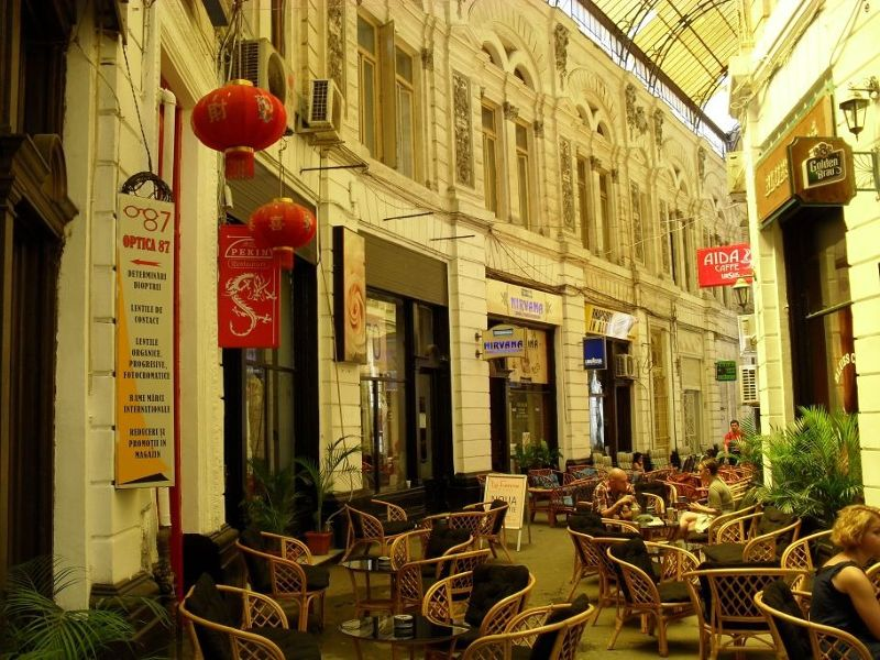 Elegant eateries - Bucharest