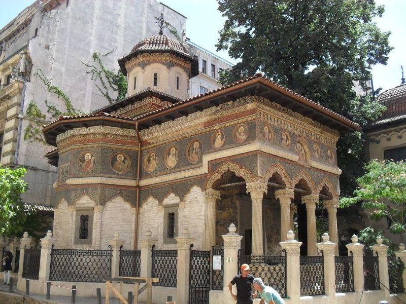 Stavropoleos Church - Bucharest
