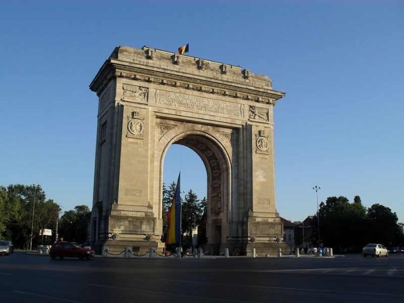 Triumph Arch - Bucharest