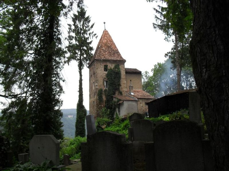 Butchers Tower, Sighisoara